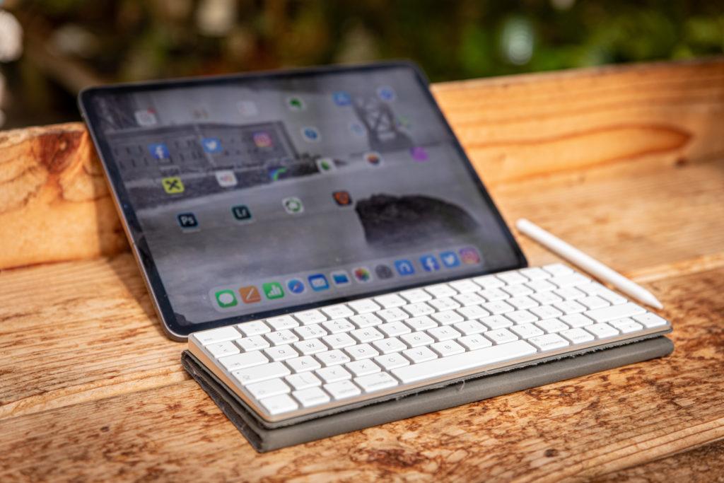 iPad Pro v praxi