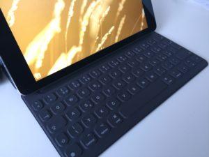 Externí klávesnice pro iPad