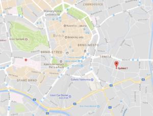 Apple kurzy v Brně