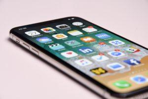 iPhone efektivně