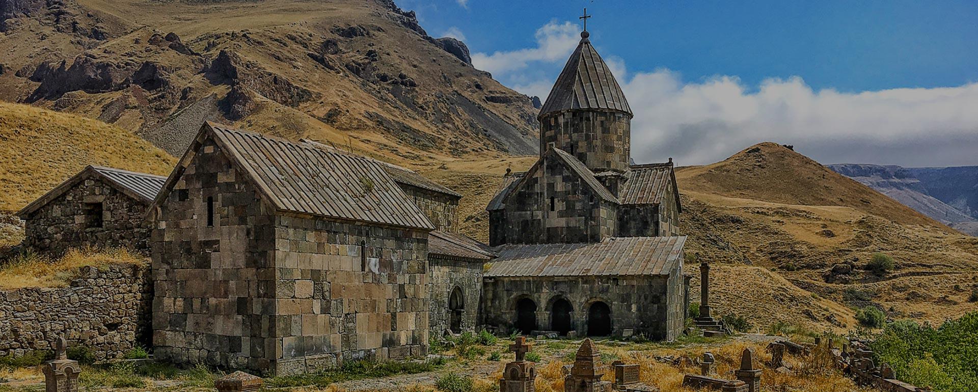 Fotoexpedice Arménie 2019