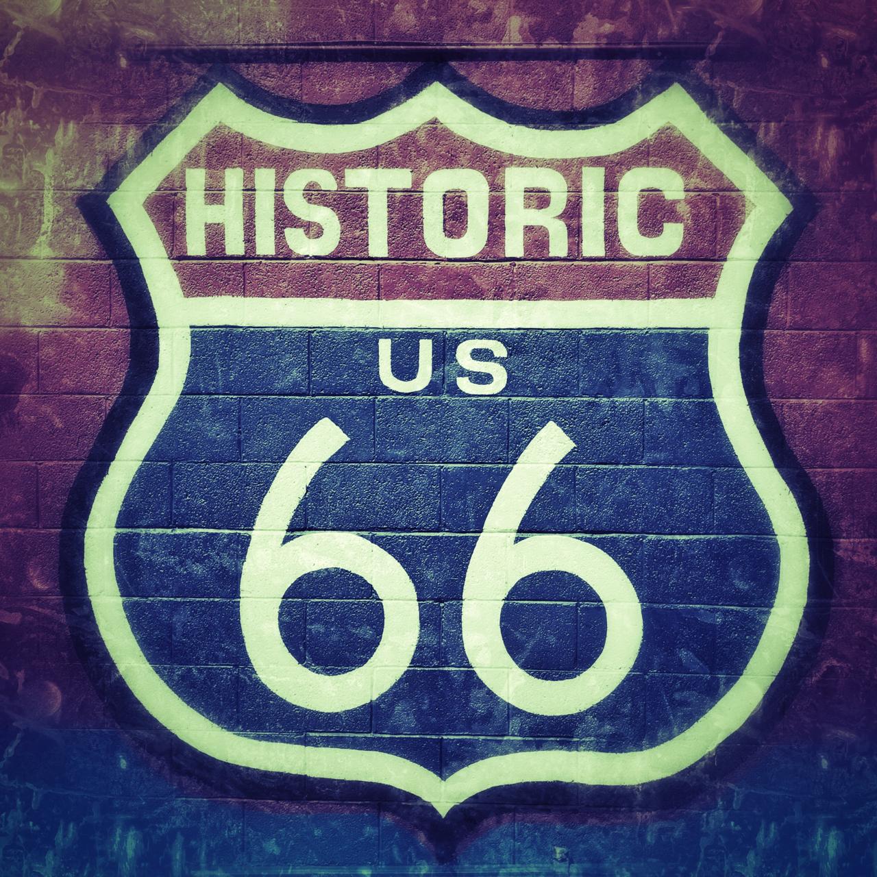 Fotoexpedice Route 66