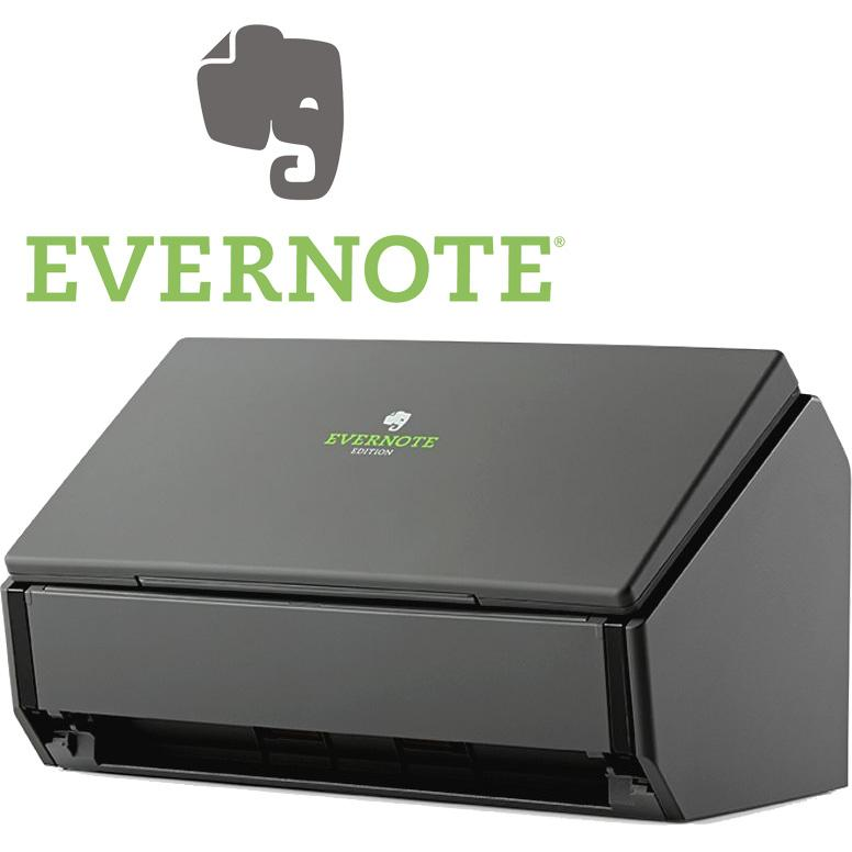 Evernote ScanSnap
