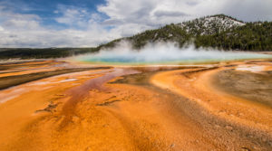 Fotoexpedice Yellowstone 2020