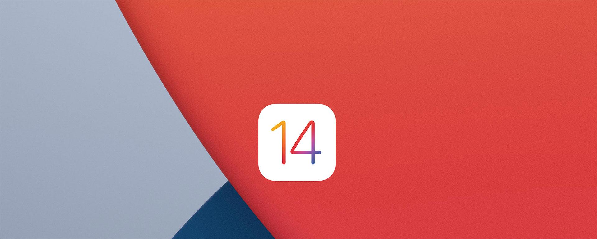 Přechod na iOS14