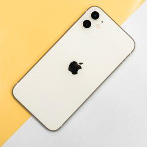 Poklep na iPhone